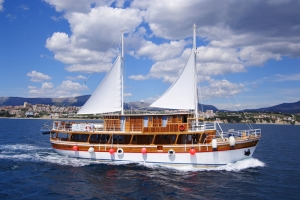 Week by boat along the Dalmatian coast