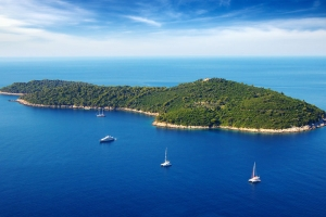Week cruise along the Croatian coast